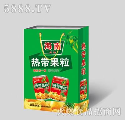 海南热带果粒果汁礼盒