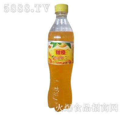 沈达甜橙汽水产品图