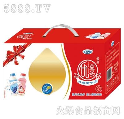 汇伊蒙爱尚优益多乳酸菌饮品(礼箱)