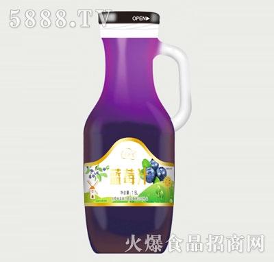 美时达蓝莓汁饮料1.5L