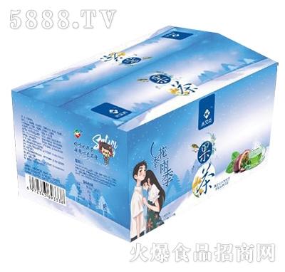 米艾克花季雨季果茶饮品箱装