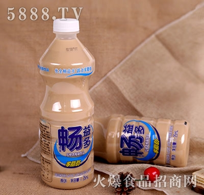 优全畅益多乳酸菌饮品1.25L直饮款