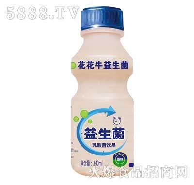 花花牛益生菌乳酸菌饮品340ml