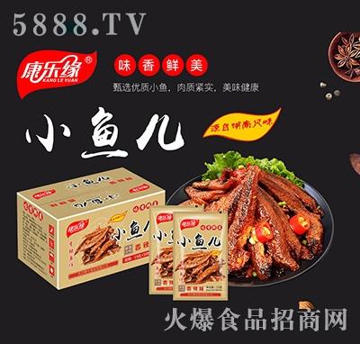 康乐缘小鱼儿香辣味15克x50包