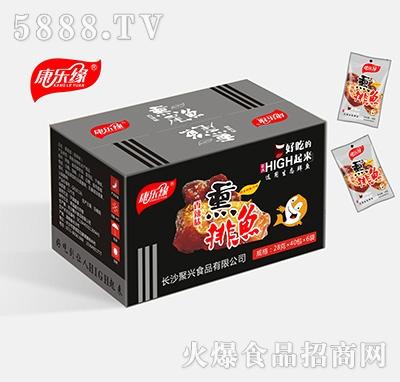 康乐缘熏排鱼香辣味28克x40包x6袋