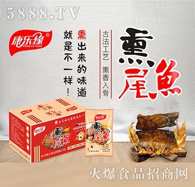 康乐缘熏尾鱼香辣味28克x40包x6袋