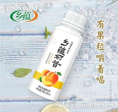 乡蕴奶昔黄桃+酸奶果粒乳酸菌饮品320ml