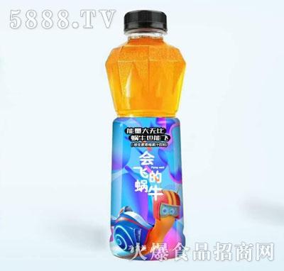 会飞的蜗牛维生素青梅果汁饮料600ml