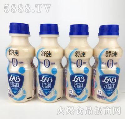 舒纯好益优乳酸菌饮品原味340ml