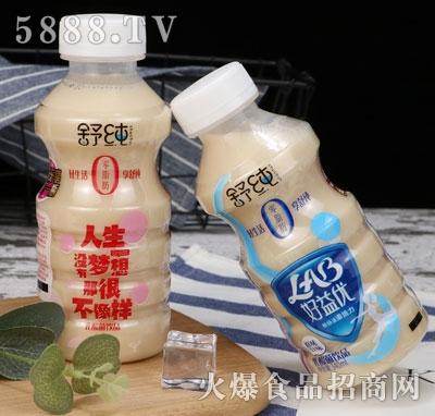 舒纯好益优乳酸菌饮品(瓶子)
