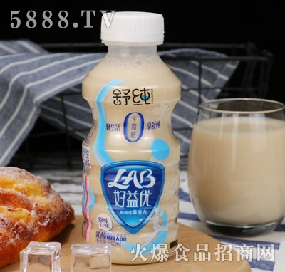 舒纯好益优乳酸菌饮品原味(瓶)