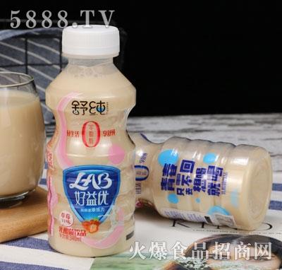 舒纯好益优乳酸菌饮品340ml