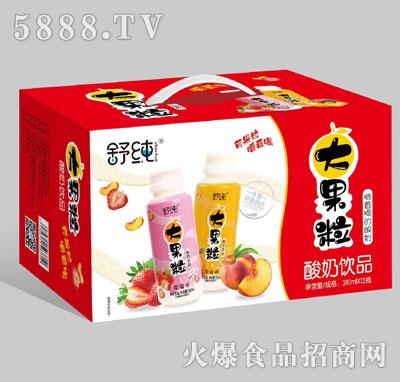 舒纯大果粒酸奶饮品(箱)