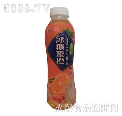 途乐冰糖蜜橙果味饮料500ml
