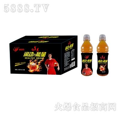润动力能量维生素饮料600mlx15瓶