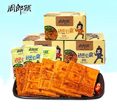 周郎顾砂锅豆腐28克