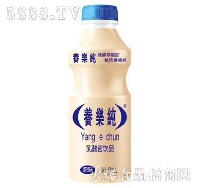 养乐纯乳酸菌饮品原味1L