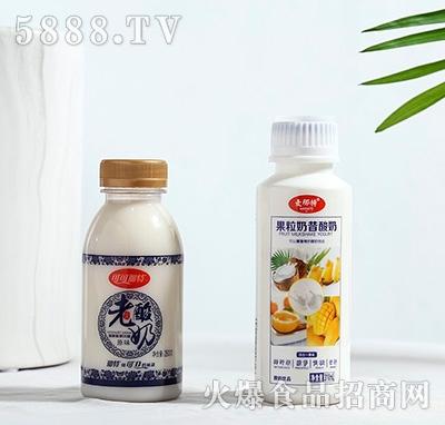 麦那特果粒奶昔酸奶310ml