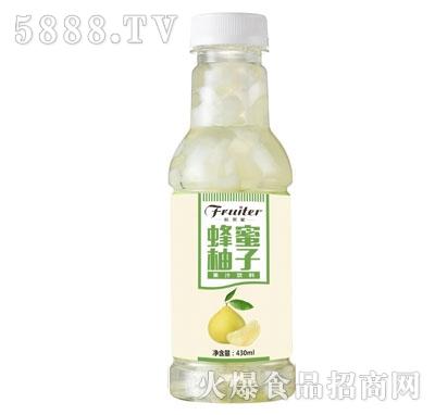 匠果家蜂蜜柚子果汁饮料