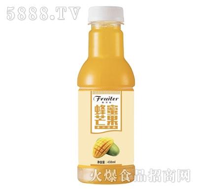 匠果家蜂蜜芒果果汁饮料