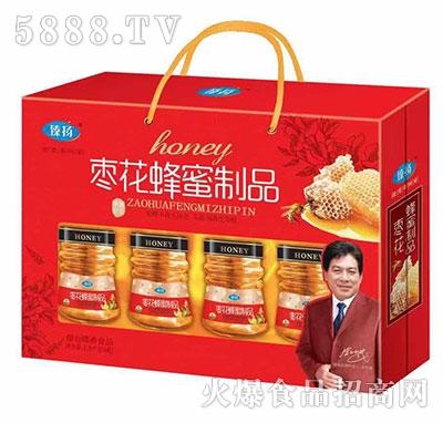 臻扬枣花蜂蜜制品