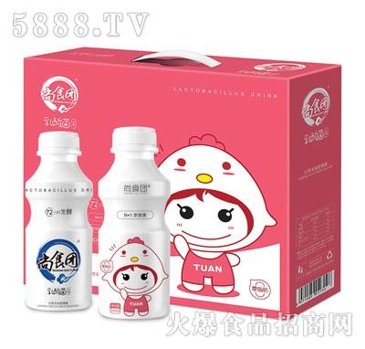 尚食团发酵乳酸菌饮品340ml(箱)