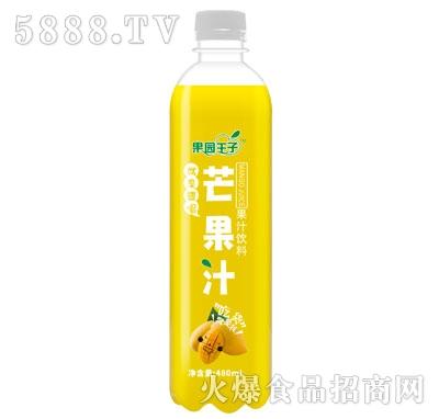 果园王子芒果汁480mL