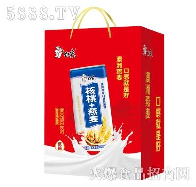 白象核桃+燕麦复合蛋白饮料