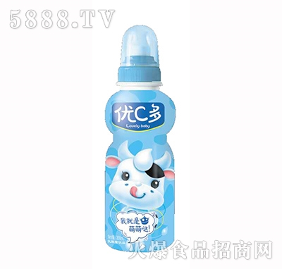 优C多乳酸菌饮品原味200ml