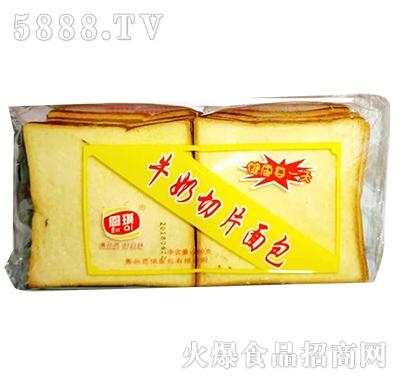 恩琪牛奶切片面包