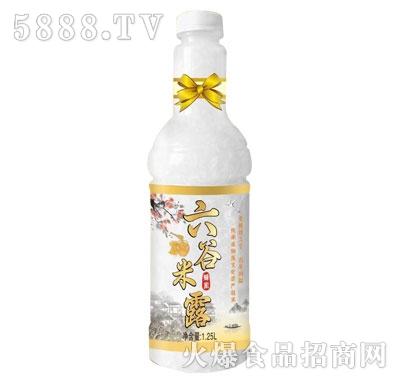 六谷米露蜂蜜味1.25L