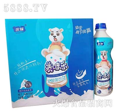 庆耀乳酸菌1.25Lx6瓶