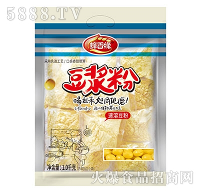 蜂香缘豆浆粉1.0Kg
