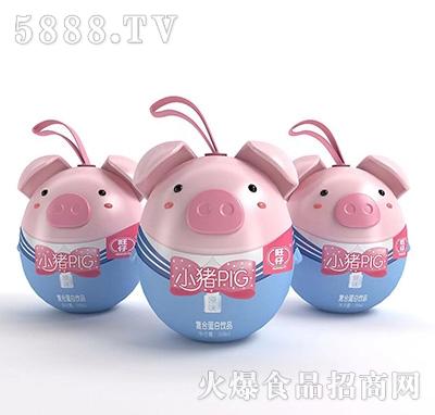 旺仔小猪PIG复合蛋白饮料原味200ml
