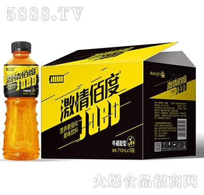 710ml×15激情佰度牛磺酸型营养素强化果味饮料