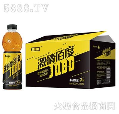 600ml×15激情佰度牛磺酸型营养素强化果味饮料