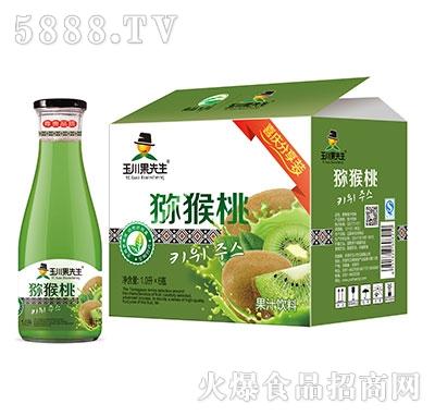 1L×6玉川果先生猕猴桃果汁饮料产品图