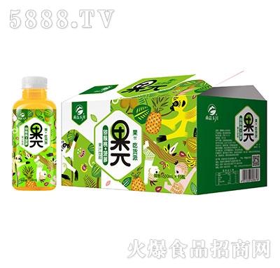 500ml×15果π猕猴桃菠萝果汁饮料