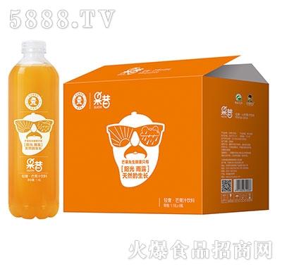 1.18L×6轻奢果昔芒果汁饮料