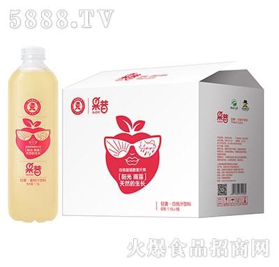 1.18L×6轻奢果昔蜜桃汁饮料