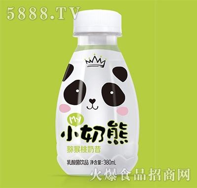my小奶熊猕猴桃奶昔乳酸菌饮品380ml