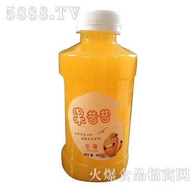 果昔昔芒果汁复合果汁饮料480ml