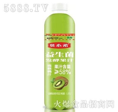 莫小希益生菌发酵猕猴桃汁1.25L