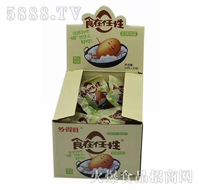 食在任性盐�h鸡蛋30g×20包产品图