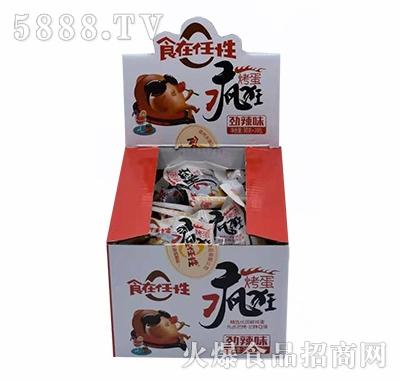 食在任性疯狂烤蛋劲辣味30g×20包产品图