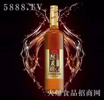 港济堂陈皮醋水果饮料
