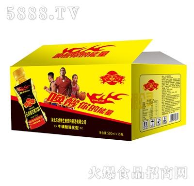 乐虎维生素牛磺酸强化型维生素饮料500mlx15瓶