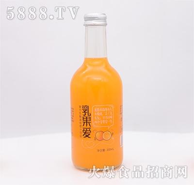 乳果爱复合乳酸菌甜橙汁饮品330ml
