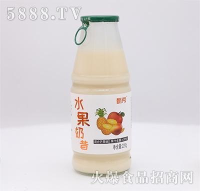 甄秀水果奶昔混合芒果味