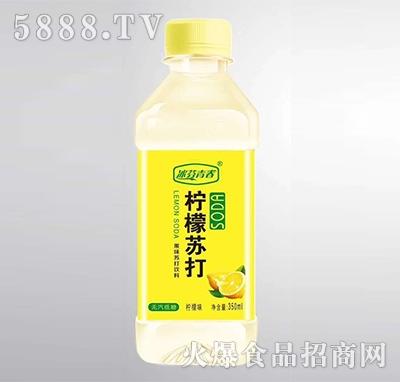 冰芬青春柠檬苏打水350ml